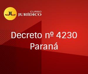 Decreto nº 4230 - Paraná